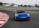 Фото авто Porsche 911 991 [рестайлинг],  цвет: синий