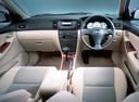 Фото авто Toyota Allex E120, ракурс: торпедо