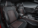 Фото авто Audi RS 5 F5, ракурс: сиденье