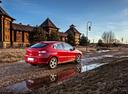 Фото авто Chery M11 1 поколение, ракурс: 225 цвет: красный