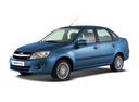 Новый ВАЗ (Lada) Granta, синий металлик, 2017 года выпуска, цена 425 600 руб. в автосалоне