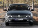 Фото авто Volkswagen Passat CC 1 поколение [рестайлинг],  цвет: серый