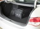 Фото авто Nissan Almera G11, ракурс: багажник