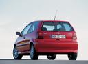Фото авто Volkswagen Polo 3 поколение, ракурс: 180
