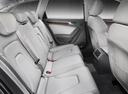 Фото авто Audi A4 B8/8K, ракурс: задние сиденья