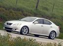 Фото авто Lexus IS XE20, ракурс: 90 цвет: серебряный