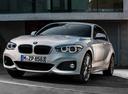 Фото авто BMW 1 серия F20/F21 [рестайлинг], ракурс: 45 цвет: белый