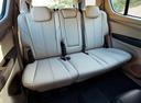 Фото авто Chevrolet TrailBlazer 2 поколение, ракурс: задние сиденья