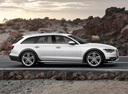 Фото авто Audi A6 4G/C7, ракурс: 270 цвет: белый