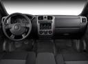 Фото авто Chevrolet Colorado 1 поколение, ракурс: торпедо