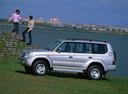 Фото авто Toyota Land Cruiser Prado J90 [рестайлинг], ракурс: 90