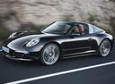 Фото авто Porsche 911 991, ракурс: 90 цвет: черный