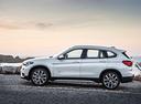 Фото авто BMW X1 F48, ракурс: 90 цвет: белый