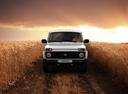 Новый ВАЗ (Lada) 4x4, белый , 2017 года выпуска, цена 534 700 руб. в автосалоне