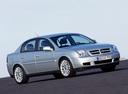 Фото авто Opel Vectra C, ракурс: 315 цвет: серебряный