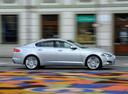 Фото авто Jaguar XF X250 [рестайлинг], ракурс: 270 цвет: серебряный