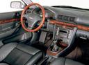 Фото авто Audi A4 B5 [рестайлинг], ракурс: торпедо