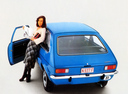 Фото авто Opel Kadett C, ракурс: 180
