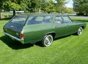 Фото авто Chevrolet Chevelle 2 поколение [4-й рестайлинг], ракурс: 225