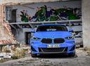 Фото авто BMW X2 F39,  цвет: синий