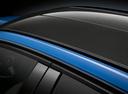 Фото авто BMW M3 F80, ракурс: сверху цвет: голубой