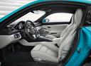 Фото авто Porsche Cayman 982, ракурс: торпедо цвет: аквамарин
