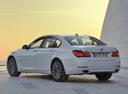 Фото авто BMW 7 серия F01/F02 [рестайлинг], ракурс: 135 цвет: белый
