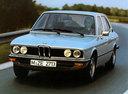 Фото авто BMW 5 серия E12 [рестайлинг], ракурс: 45