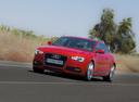 Фото авто Audi A5 8T [рестайлинг], ракурс: 45 цвет: красный