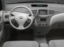Фото авто Toyota Prius 1 поколение, ракурс: торпедо