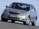 Фото авто Toyota Camry XV30, ракурс: 45 цвет: серебряный