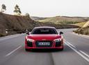 Фото авто Audi R8 2 поколение,  цвет: красный