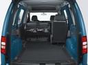 Фото авто Volkswagen Caddy 3 поколение [рестайлинг], ракурс: багажник