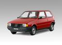 Фото авто Fiat Uno 1 поколение, ракурс: 45