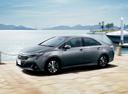 Фото авто Toyota Sai 1 поколение [рестайлинг], ракурс: 90 цвет: серый