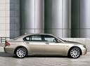 Фото авто BMW 7 серия E65/E66, ракурс: 270 цвет: бежевый