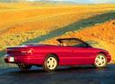 Фото авто Chrysler Sebring 1 поколение, ракурс: 270