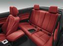 Фото авто BMW 2 серия F22/F23, ракурс: задние сиденья
