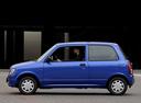 Фото авто Daihatsu Cuore L700, ракурс: 270