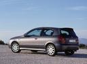 Фото авто Nissan Almera N16 [рестайлинг], ракурс: 135 цвет: серебряный