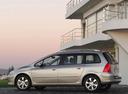Фото авто Peugeot 307 1 поколение [рестайлинг], ракурс: 90 цвет: серебряный