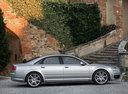 Фото авто Audi S8 D3, ракурс: 270