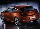 Фото авто Opel Astra J [рестайлинг], ракурс: 135 цвет: оранжевый