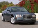 Фото авто Chrysler 300C 1 поколение, ракурс: 315