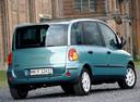 Фото авто Fiat Multipla 1 поколение, ракурс: 225