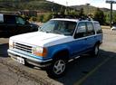 Фото авто Ford Explorer 1 поколение, ракурс: 45