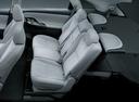 Фото авто Toyota Mark X Zio 1 поколение, ракурс: задние сиденья