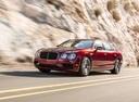 Фото авто Bentley Flying Spur 1 поколение, ракурс: 45 цвет: красный