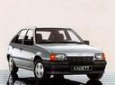 Фото авто Opel Kadett E, ракурс: 315