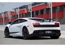 Фото авто Lamborghini Gallardo 1 поколение, ракурс: 135 цвет: белый